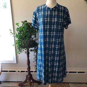 Jon & Anna Short Sleeve Dress Size XL